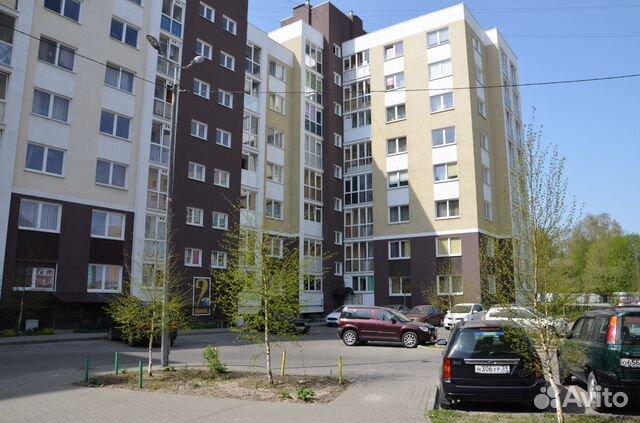 Продается однокомнатная квартира за 1 950 000 рублей. г Калининград, ул Минусинская, д 21.
