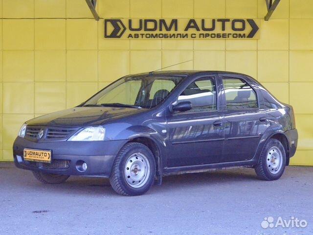 Купить Renault Logan пробег 99 000.00 км 2006 год выпуска
