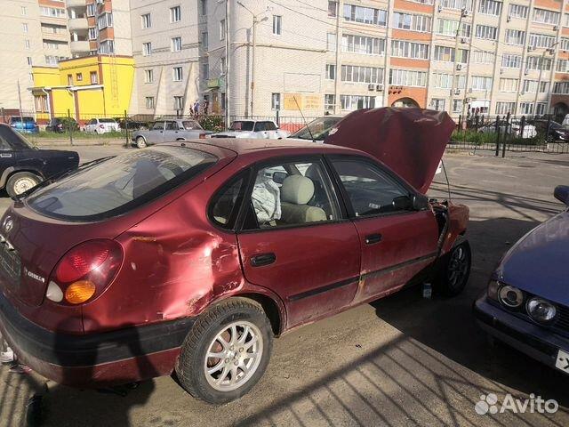 Разбор toyota corolla ae110 lb купить в Воронежской области
