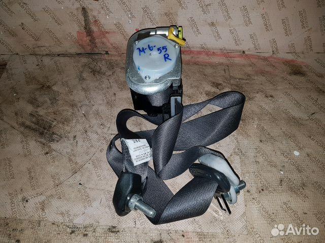 89530003204 Ремень безопасности правый Mazda 6 GG мазда