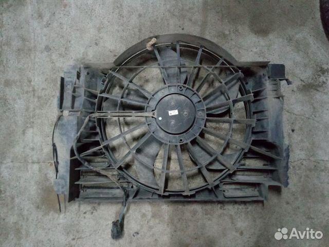 89226688886 Вентилятор радиатора (BMW X5)