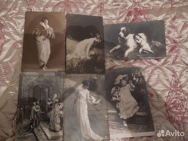 Топазной, продам старые фотографии открытки