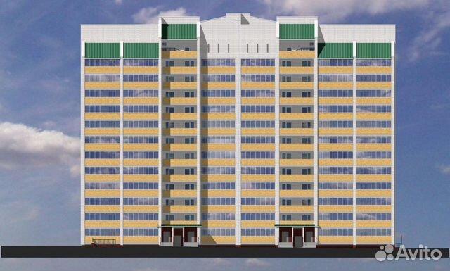 1-к квартира, 53 м², 10/12 эт. 89148012199 купить 3