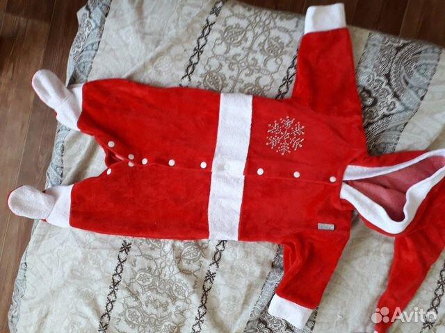 Костюм Санты для малыша  89522438183 купить 3