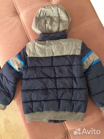 Куртка Acoola новая, рост 128 см