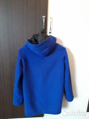 Пальто осеннее 89270909725 купить 2