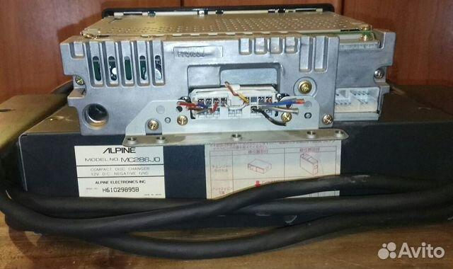 CD Changer и магнитола 89513839959 купить 2