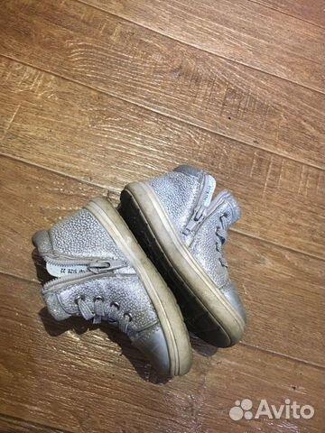Ботиночки размер 22