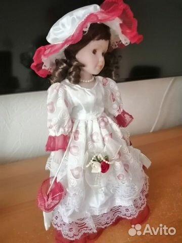 Кукла фарфоровая  89823077177 купить 3