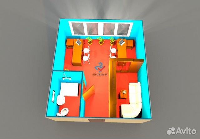Продам офисное помещение, 38.6 м² 89638342400 купить 2
