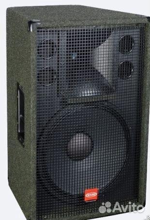 Активная акустическая система EVM сs153 350 watt