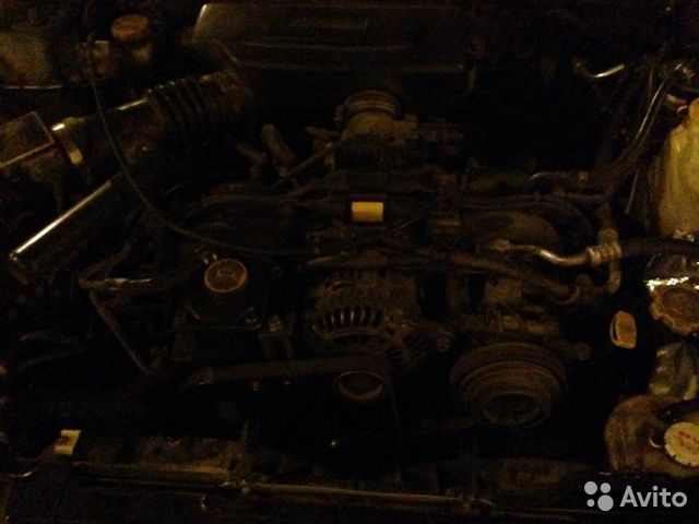 Subaru Legacy, 1996 купить 3