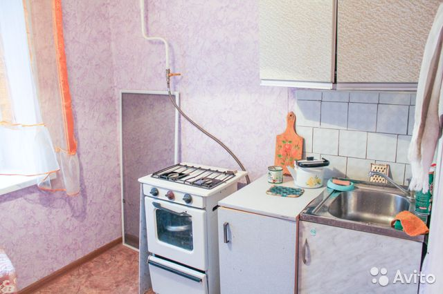 1-к квартира, 30.2 м², 1/5 эт. 89190105179 купить 8