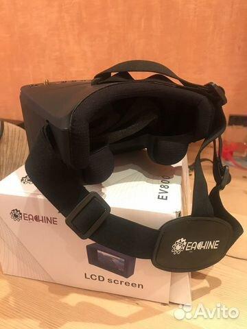 Видеошлем Eachine EV800 5 800x480 FPV Goggles 5.8 89529560318 купить 3