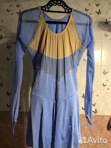 Платье для фигурного катания 89195547086 купить 4