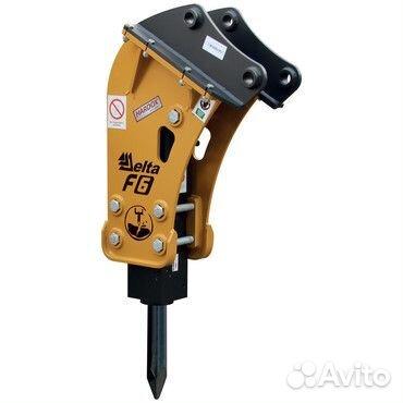 Продам гидромолот на экскаватор погрузчик JCB