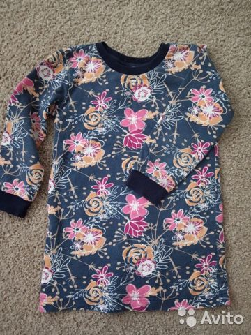 Платье, толстовка 89203494007 купить 1