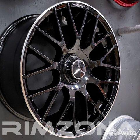 Новые стильные диски AMG 748 R18 5x112 89053000037 купить 3