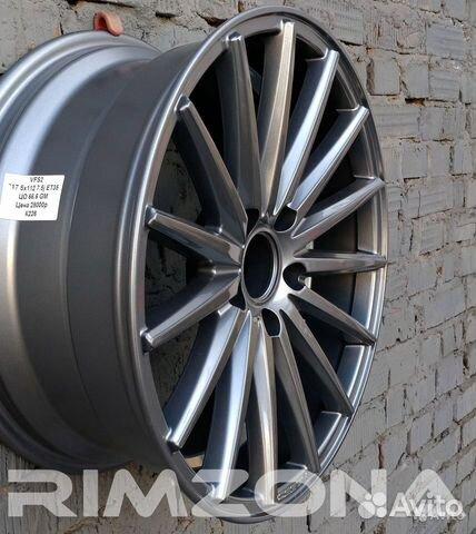 Новые диски Vossen VFS2 VSN на Skoda, Volkswagen 89053000037 купить 3