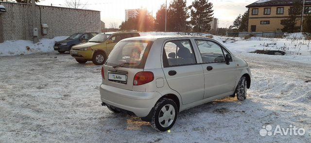 Daewoo Matiz, 2008 купить 4