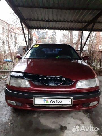 Renault Laguna, 1995 89097840788 купить 2
