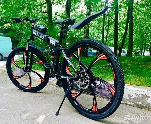Велосипед на литых дисках 89043832170 купить 1