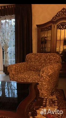 Чехлы на диван и кресло 89062336763 купить 3