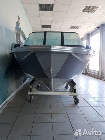 Моторная лодка Волжанка fishpro 46 (2020) 89525956140 купить 2