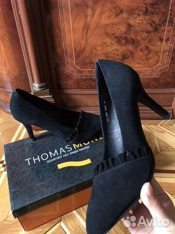 Туфли-лодочки Tomas Munz  89537669154 купить 2