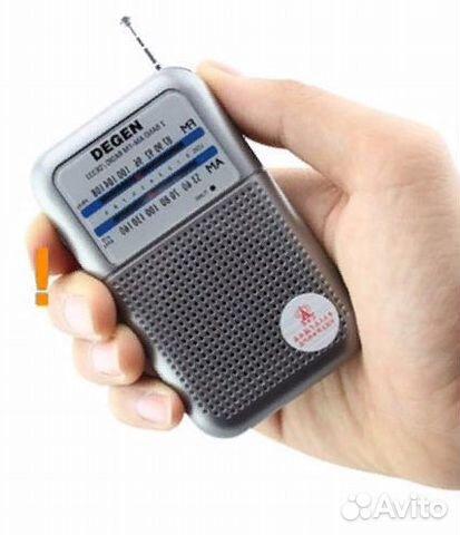 Радиоприемник Degen de-333 купить 7