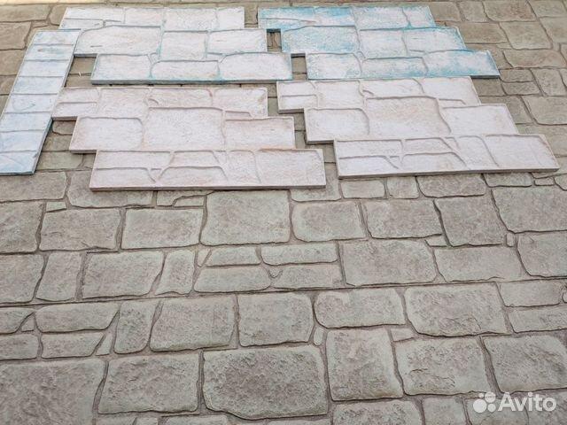 Штампы печатного бетона бетон для штукатурки