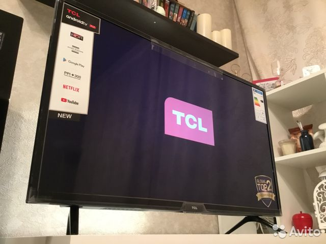 Смарт телевизор с голосовым управлением 32(новый) купить 4