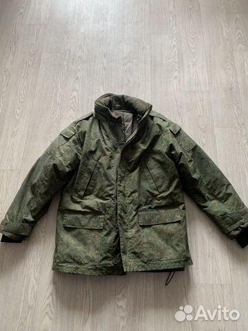 Куртка зимняя (рыбалка, охота, расцветка-пиксель) 89156266397 купить 1
