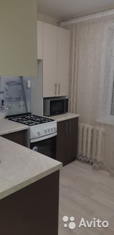 1-к квартира, 33 м², 4/5 эт. 89127211821 купить 5