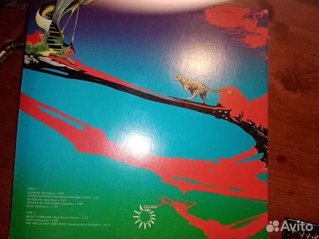 Виниловая пластинка Uriah Heep The Magicians Birth  89086152795 купить 4