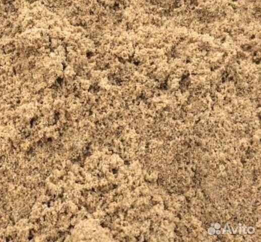 Песок карьерный 89670733333 купить 3