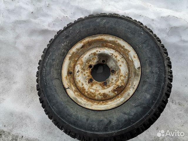 Продам колеса на УАЗ  89028149423 купить 4