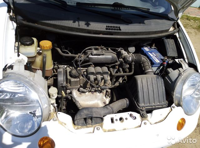Daewoo Matiz, 2012 89203446927 купить 6
