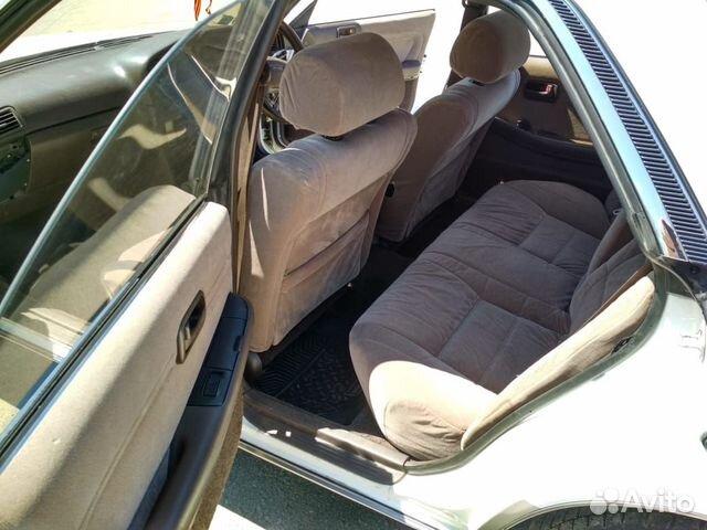 Toyota Chaser, 1991 89145506976 купить 8
