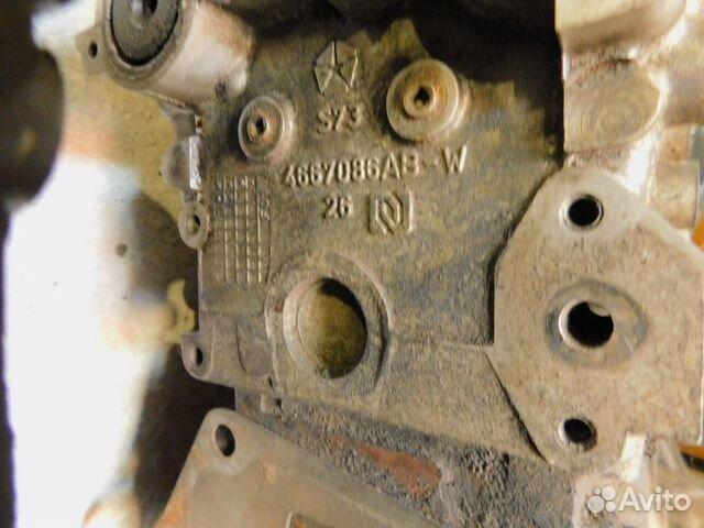 Двигaтeль в сбoрe Сhrysler Vоyаgеr/Сarаvan / Додж 89650896481 купить 4
