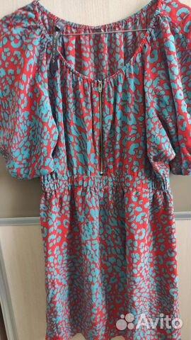 Платье (натуральный шелк) Perfetta  89139687644 купить 2