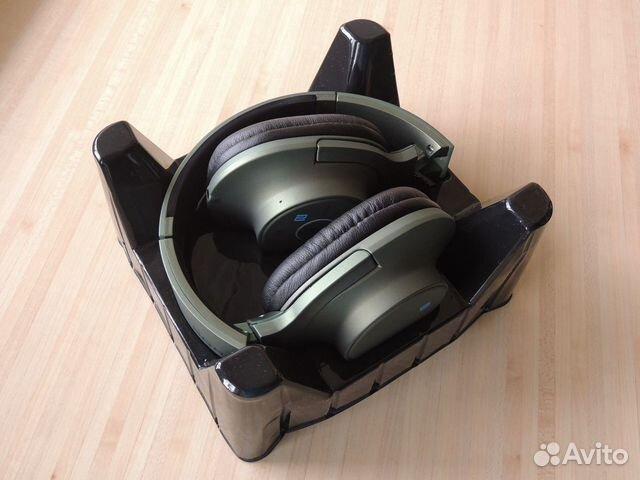 Bluetooth наушники Sоny S-100  купить 5