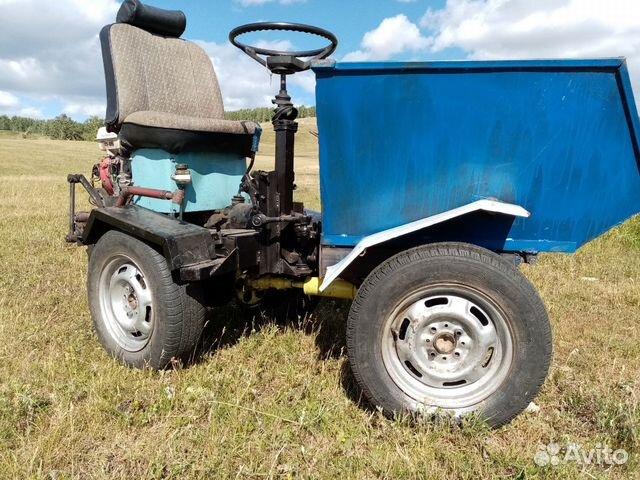 Самодельный трактор купить 1