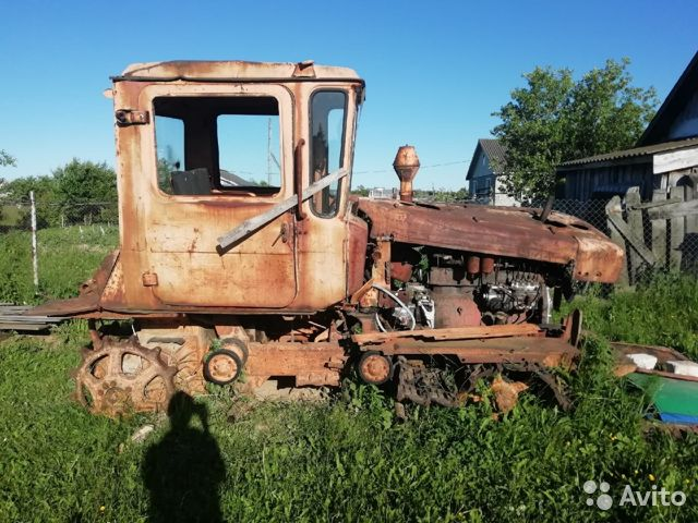 Трактор дт 75 89158107006 купить 1