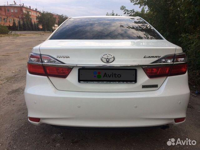 Toyota Camry, 2016 89656399790 купить 3
