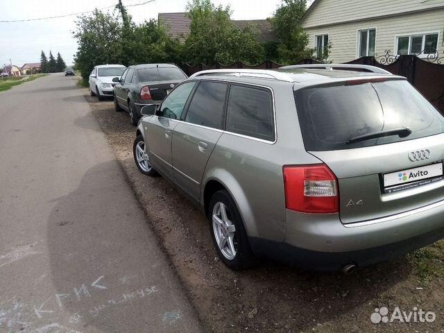 Audi A4, 2003 89656365240 купить 2
