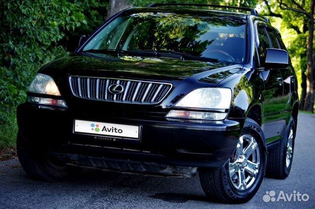 Lexus RX, 2003  89622639631 купить 5