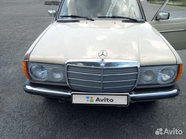 Mercedes-Benz W123, 1977  89194212494 купить 4