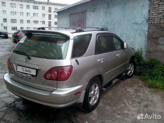 Lexus RX, 2000  89061342286 купить 4