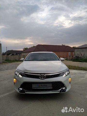 Toyota Camry, 2018  купить 5